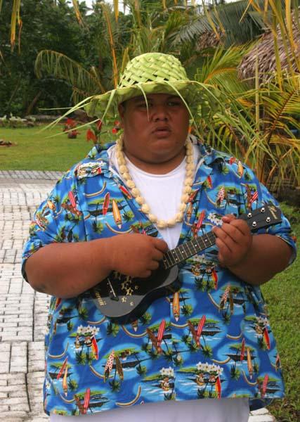 Os campeões do ano. Samoa! Foto: Reprodução